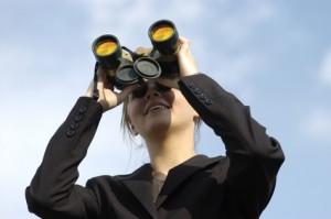 Augen lasern gegen Weitsichtigkeit