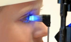 Komplikationen können beim Lasern der Augen entstehen