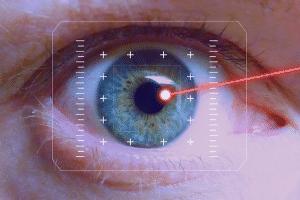 Eignungstest des Auges